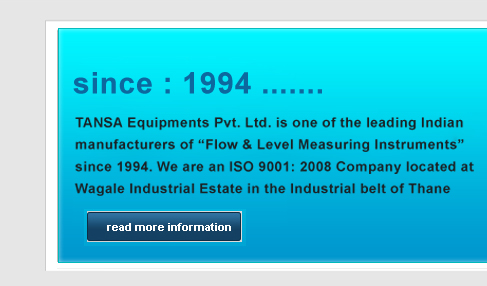 Manufacturers Of Flow / Level Measuring Instrument, Rotameters, Tubular Level Indicator, Mumbai, India